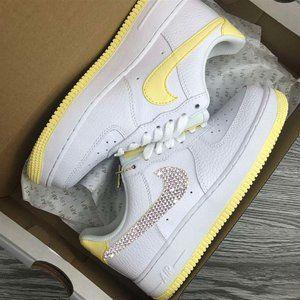 NIKE Shoes - Custom Bling Nike Air Running Sneaker Shoes G14